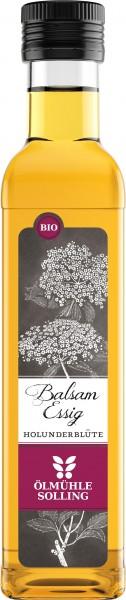 Bio Holunderblüten Balsamessig, 250ml
