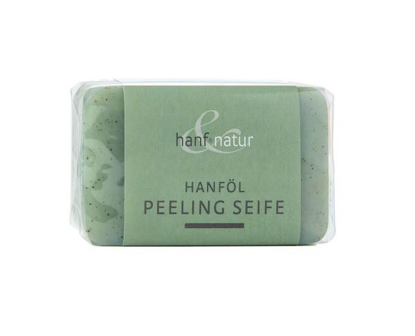 Hanföl Peeling Seife 100g