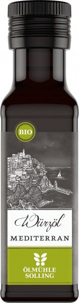 mediteranes Bio Würzöl, 100ml