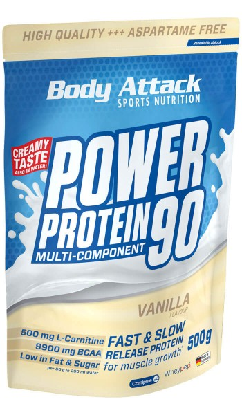 Power Protein 90 Multi Component 500g