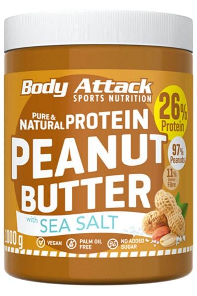 Peanut Butter 1000g -Unser Preishammer-