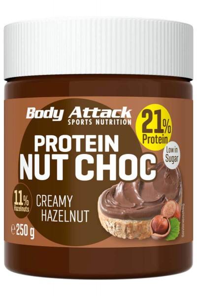 Protein Nut Choc 250g